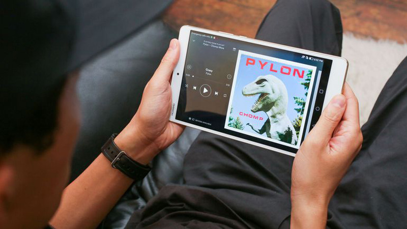 Huawei MediaPad M5 chegará com Android Oreo e especificações de topo