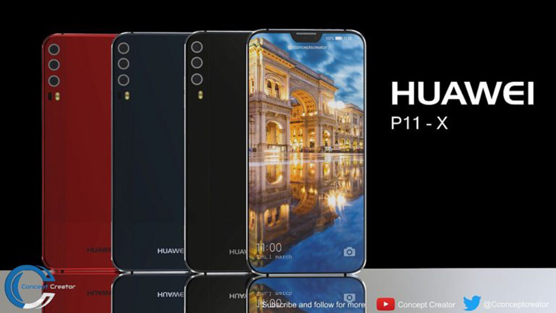 Huawei P11 Huawei P20 smartphone Android