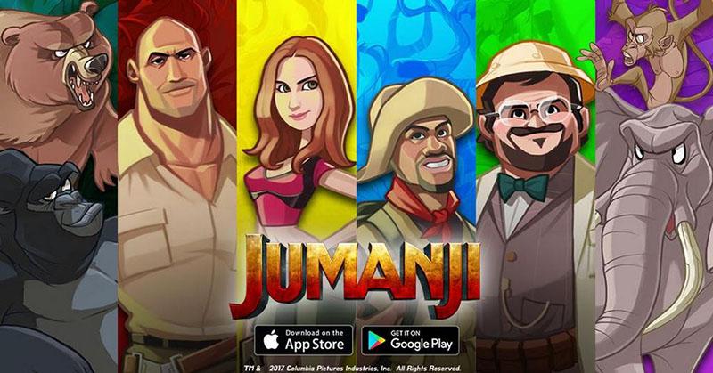 Jumanji: The Mobile Game Android iOS