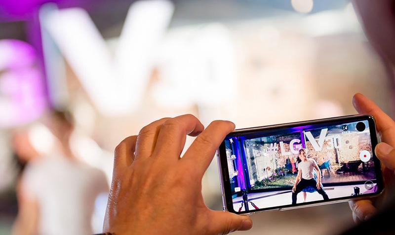 topos de gama LG V30 Android Smartphone