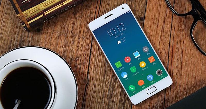 Lenovo Zuk Z2 Android Oreo