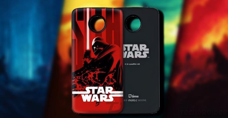 Motorola Moto Snap Star Wars Moto Snap Style