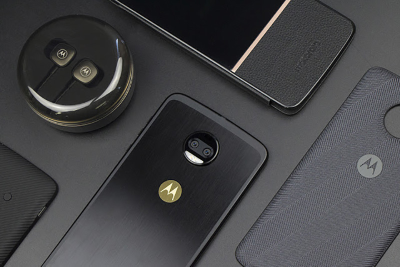 Motorola Moto Z2 Force Android Oreo