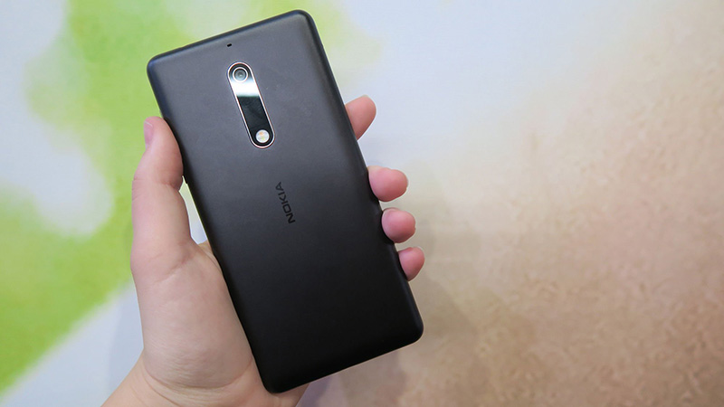 Nokia 5 Android Oreo Beta 1