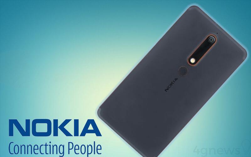 Nokia 6 2018 - Design e especificações deste Android já são conhecidos