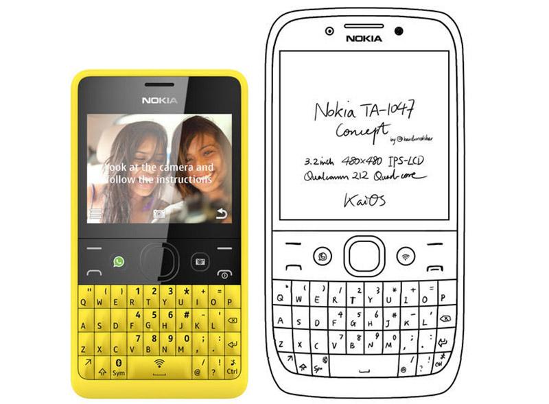 Nokia 9 Nokia E71 (2018)