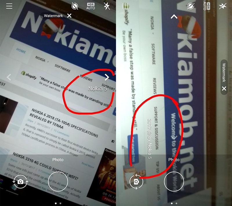 Nokia câmara atualização aplicação