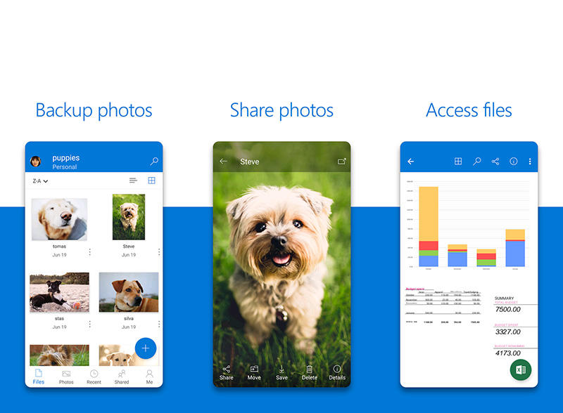 OneDrive Android Google Play Store