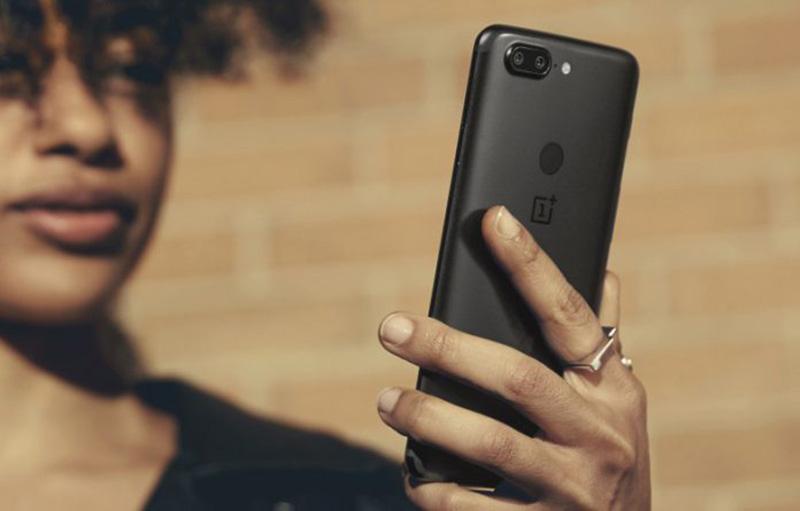 OnePlus 5T FaceID Smartphone Patentes