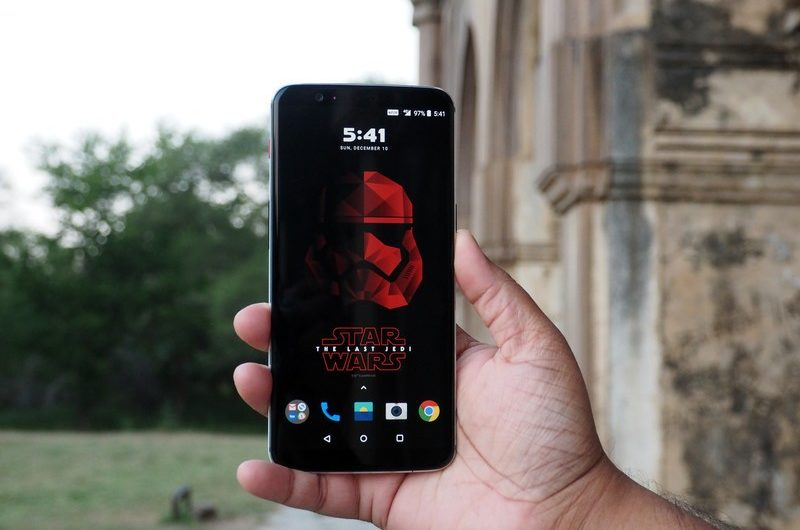 Android Oreo OnePlus 6 Avengers Edition