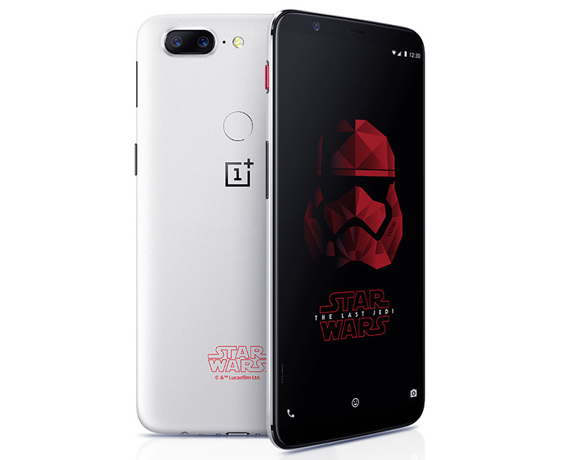 OnePlus 5T Star Wars Limited Edition Europa