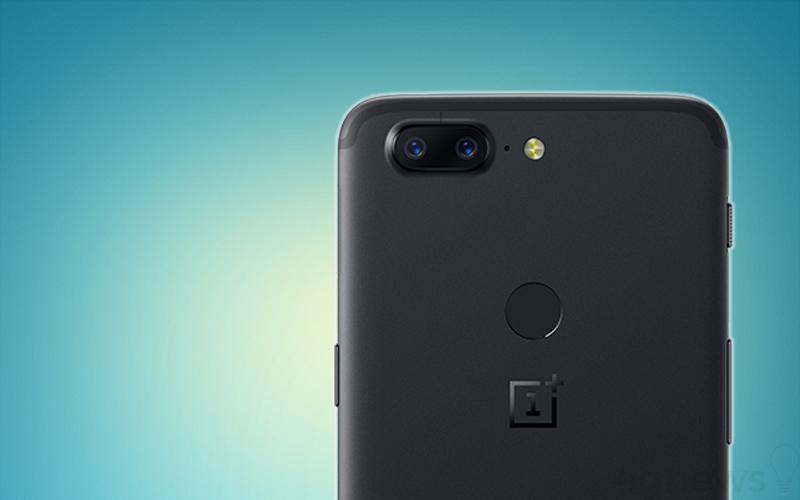 OnePlus 5T câmara