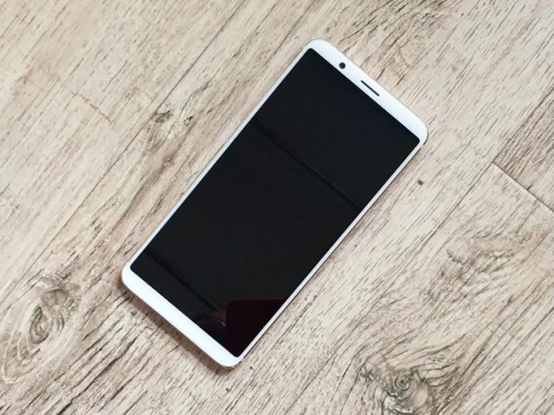 Dourado OnePlus 5T smartphone Branco cor