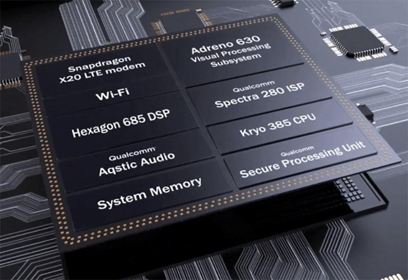 parceria 2018 Samsung Qualcomm Snapdragon 845