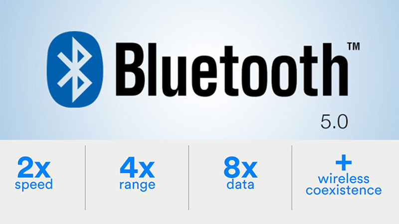 Qualcomm Snapdragon 845 Bluetooth 5.0