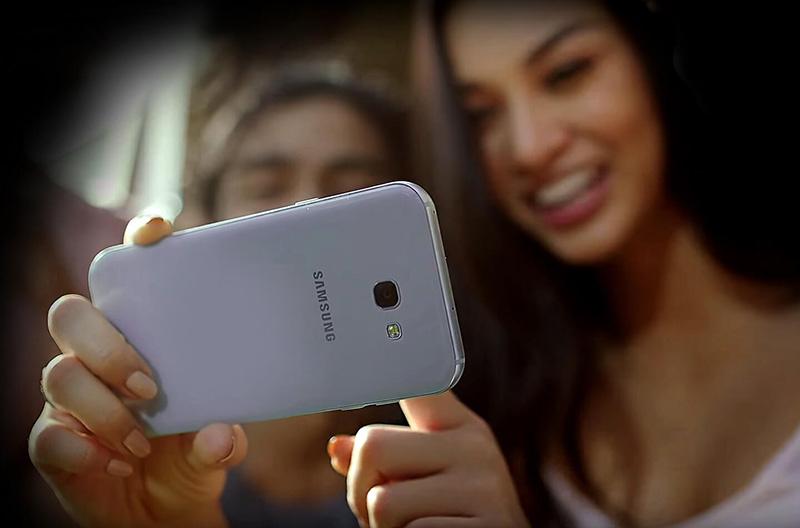 Samsung Galaxy A 2018 Samsung Galaxy A8 2018 1