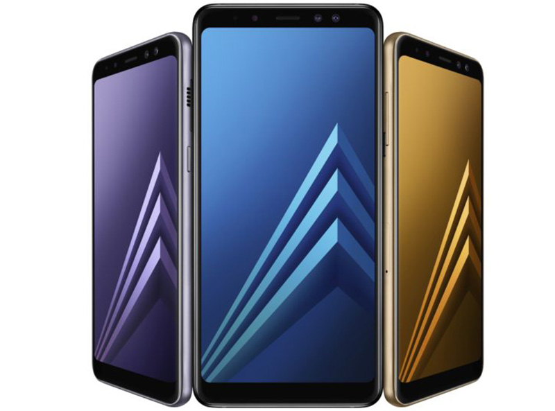 Samsung Galaxy A8 2018 Android
