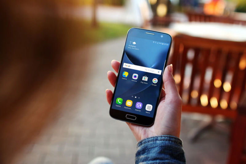 Samsung Galaxy Android Oreo 8.1 Wi-Fi 2 velocidade