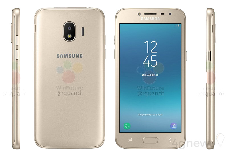 Samsung Galaxy J2 2018 smartphone Android total