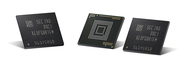 Samsung memória RAM UFS 3.0 memória Samsung Galaxy S9 armazenamento interno - cópia