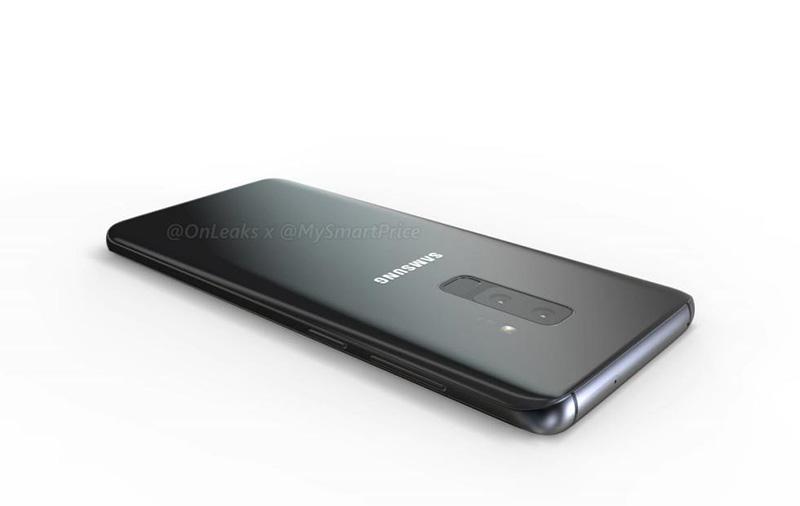 Samsung Galaxy S9 características especificações