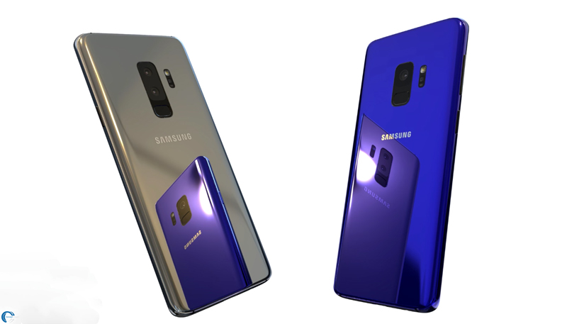 Samsung Galaxy S9 Galaxy S9 Plus