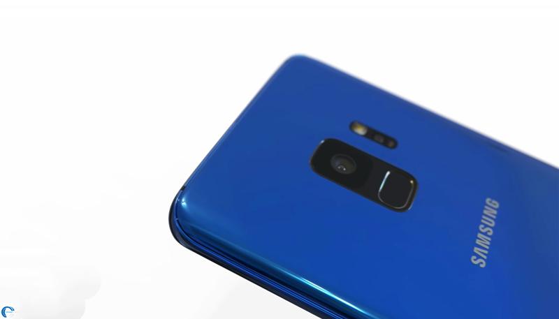 Samsung Galaxy S9 pode ter uma câmara que grava a 480fps em FullHD