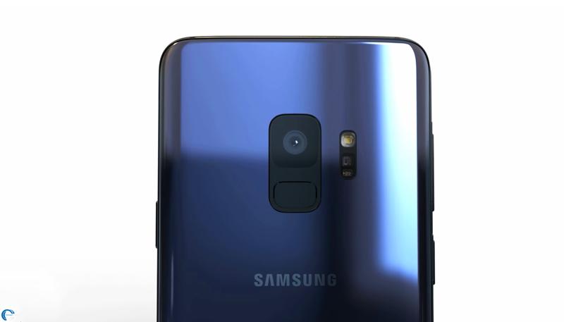 Já há informações sobre a chegada do Samsung Galaxy S9 ao mercado