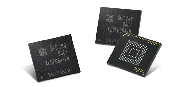 Samsung Galaxy S9 memória interna