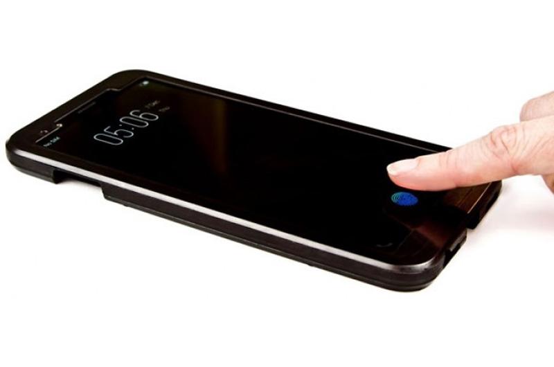 Smartphone com sensor biométrico no ecrã chegará no próximo mês
