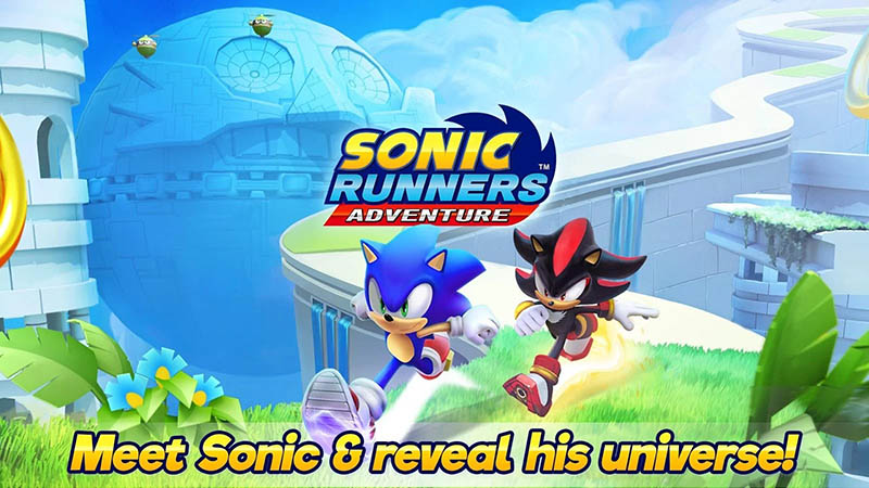 Sonic Runners Adventure Google Play Store