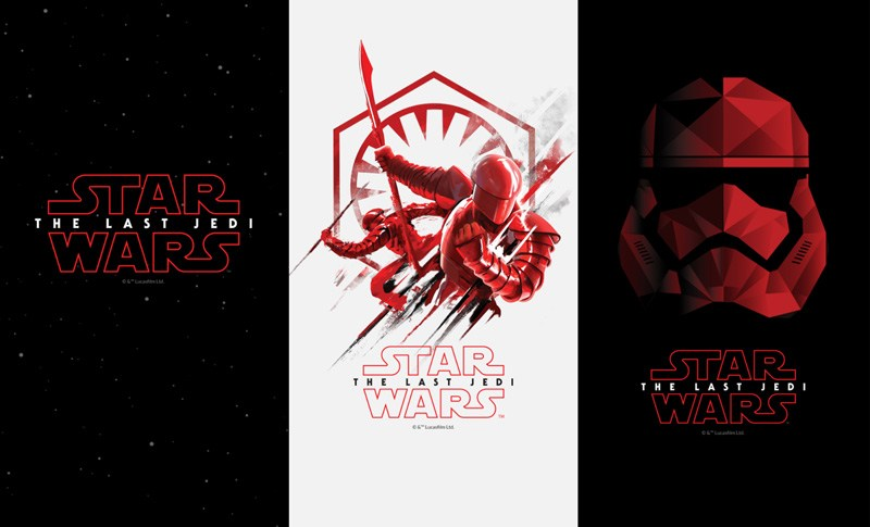 OnePlus 5T Star Wars Edition - Descarrega aqui os novos wallpapers