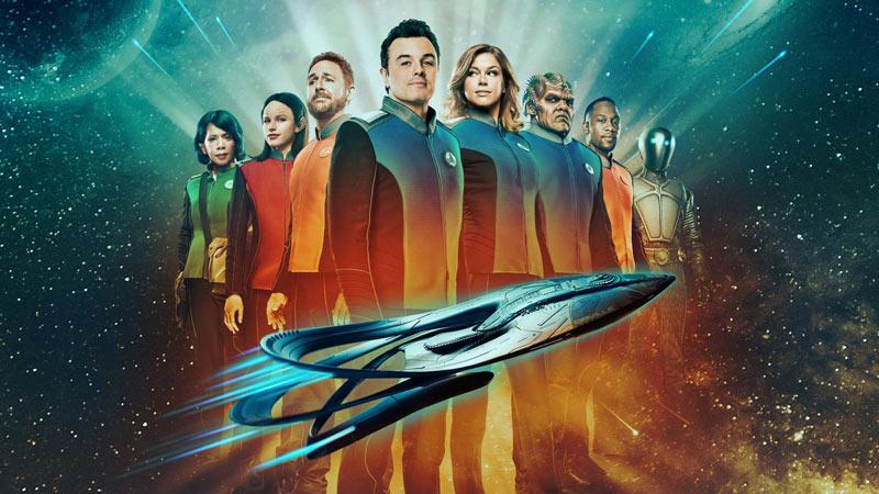 The Orville - A série de comédia perfeita para amantes de Star Trek