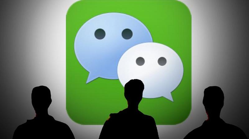 App do WeChat permite agora legalmente processar pessoas na China