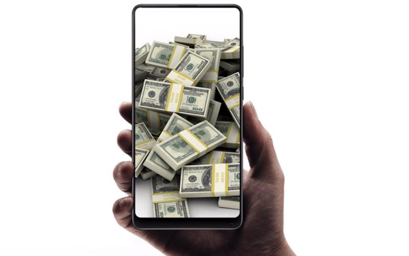 Xiaomi Bloomberg