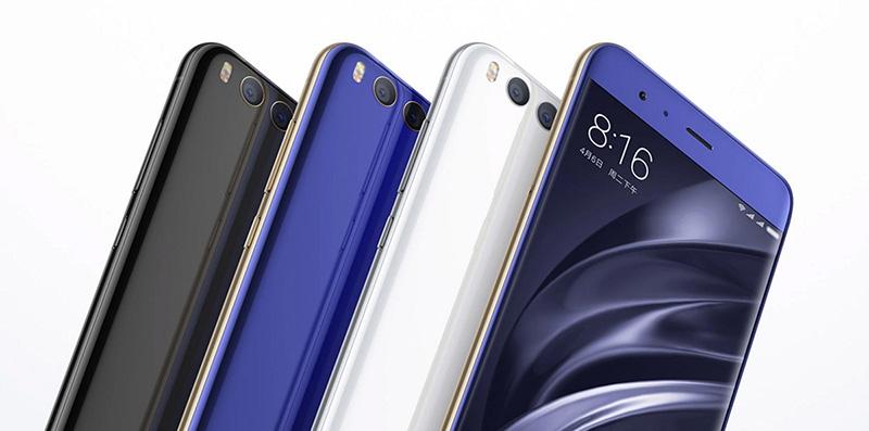 oficial Europa Android OnePlus Xiaomi Mi 6 Xiaomi Mi 7 Android
