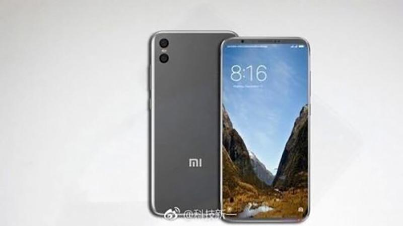 Xiaomi Mi 7 smartphone