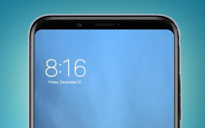 Xiaomi Mi 7 smartphone imagens