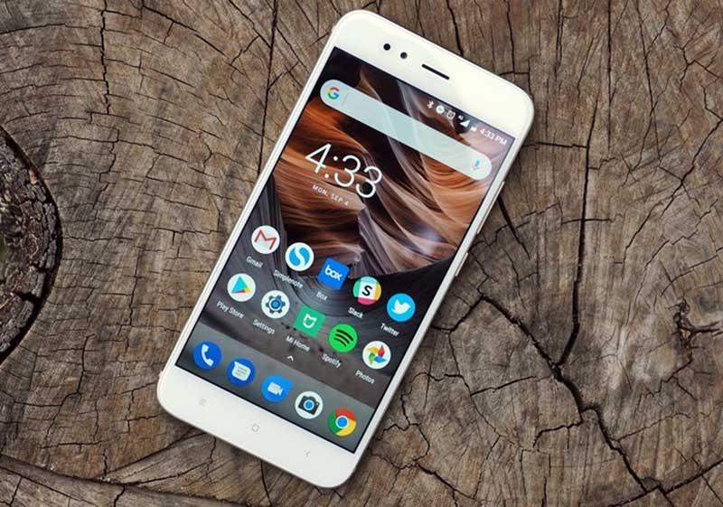 Xiaomi Mi A1 Android Pie