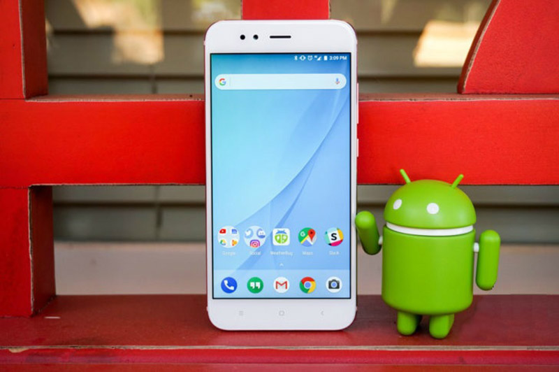 Xiaomi Mi A1 Android Oreo 8.0 patch Google