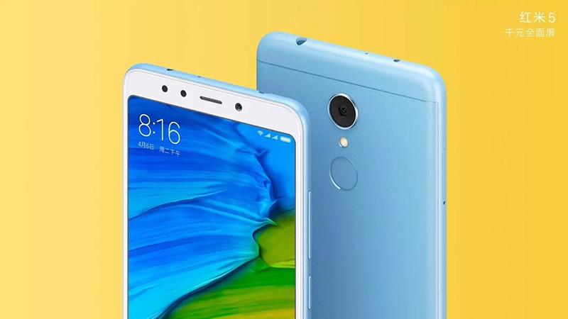 Xiaomi Redmi 5 Xiaomi Redmi 5 PlusTENAA