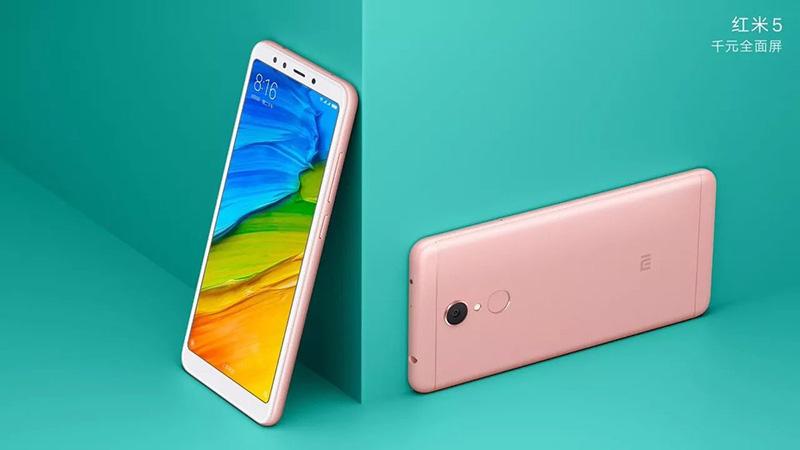 oficial Xiaomi Redmi 5 Plus TENAA