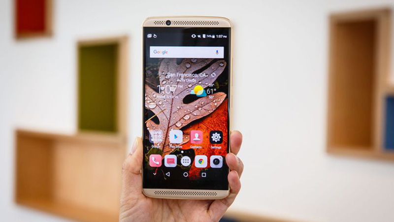 ZTE Axon 7 Android Oreo 8.0