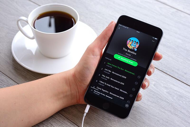 Spotify - Aplicação para Android vai mudar de aspecto