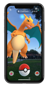 Pokémon GO Apple ARKit iOS 11