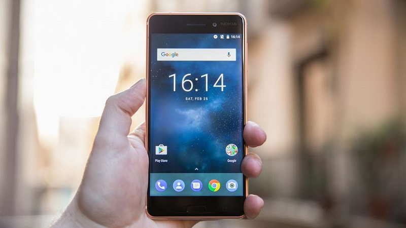 Nokia 6 (2018) Android Oreo smartphone HMD Global