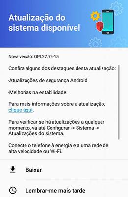 Android Oreo Motorola Moto Z