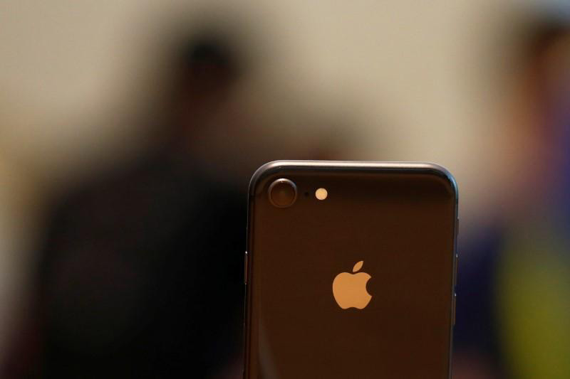 Apple iPhone 8 reuters