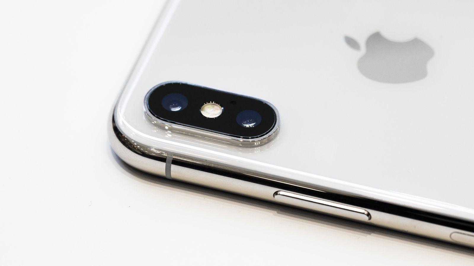 Apple iPhone X lucros 2017