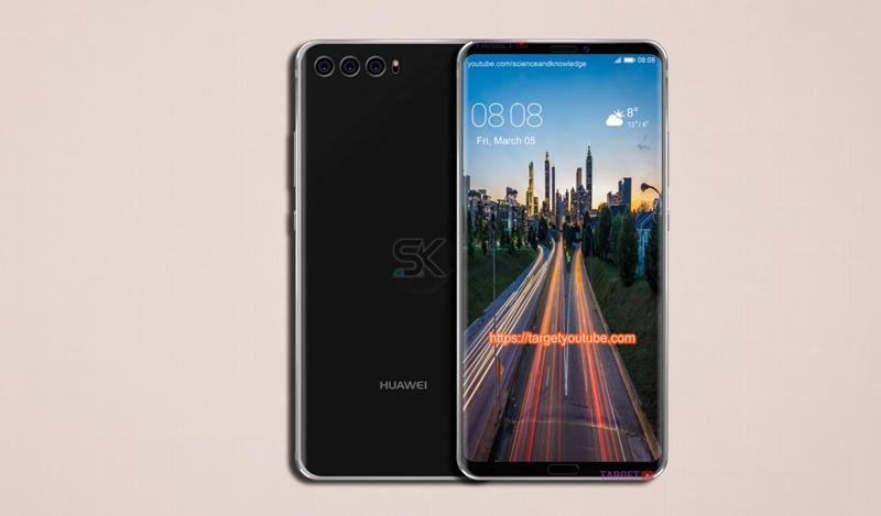 Conceito do Huawei P20 dá-nos uma visão do possível smartphone